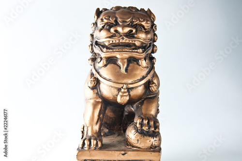 Chinese Imperial Lion