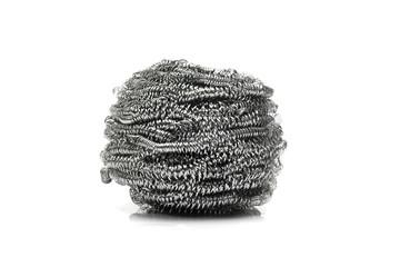 Estropajo de aluminio