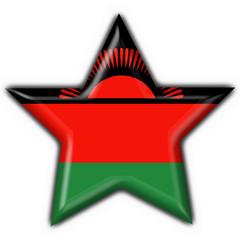 malawi button flag star shape