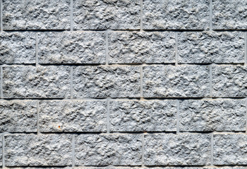 Parete di blocchi di cemento _ 01