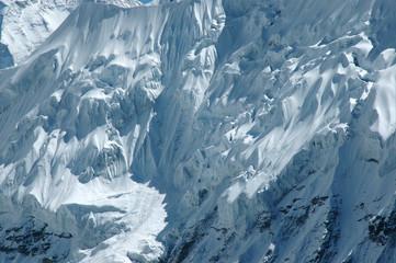 Ewiges Eis im Himalaja