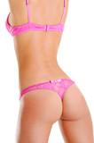 slim and slender  naked female figure poster