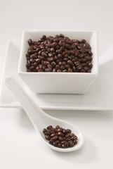 Azuki beans.