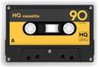 Cassette audio cinta analogica - 22264913