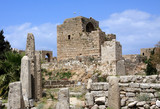 Byblos Archeological Site, Lebanon poster