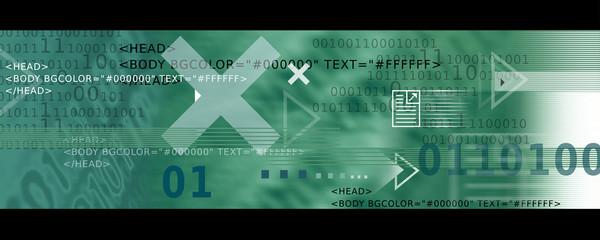 Bannière / Header - Internet et Informatique en Vert
