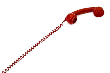 Classic telephone handset