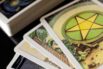 Tarot Cards and Deck