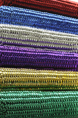 Pannocchie di mais colorate