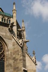 Vienna Austria - Graben - il centro -cattedrale S.Stefano