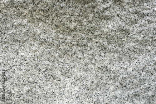 Gray cobblestones - detail - granite