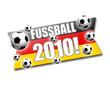 FUSSBALL 2010! Button, Icon