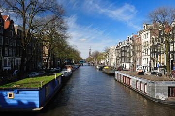 Prinsen gracht Amsterdam the netherlands
