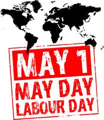 may 1 - may day