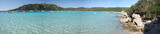 Fototapety Baie de Santa Giulia en Corse