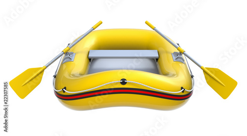 Inflatable boat - 22307585