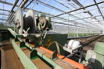 Greenhouse Conveyor Belt