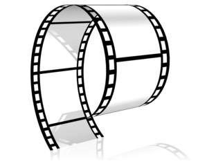 Pellicola a Ricciolo 3d-Film