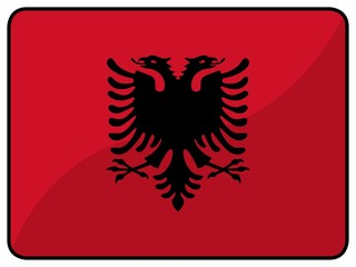 drapeau albanie albania flag