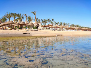 Sharm El Sheikh on Sinai peninsula.