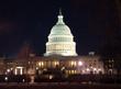 US Capitol Night