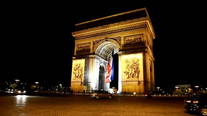 circulation dans Paris