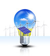 Naturschutz durch erneuerbare Energien