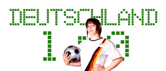Deutschland 1:0