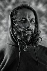 Apocalyptic portrait