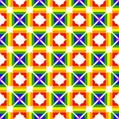grecas multicolor