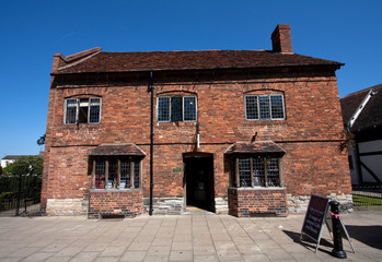 Shakespeare's Birthplace Stratford Upon Avon