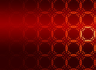 background pattern, red fire gradient