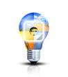 Erneuerbare Energien Design