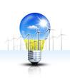 Ökostrom aus Windkraft