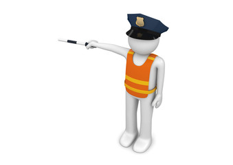 Workers collection - Traffic controller