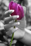 Fototapety Wellness in lila