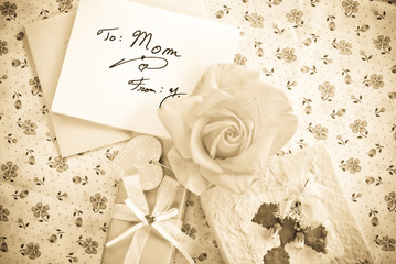 Mothers Day Conceptual Image