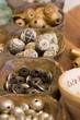 Afrikanische Perlen