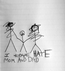 I hate mom and dad