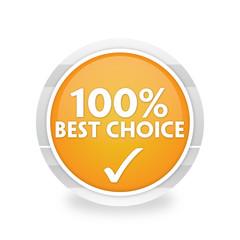 100% Best Choice