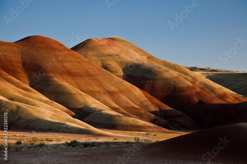 Painted Hills Eastern Oregon, U.S.A.