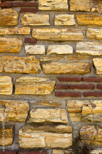 Multi-Stone Background Texture