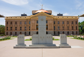 Capitol Building in Phoenix Arizona