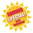 Sommer Special! - jetzt zugreifen!
