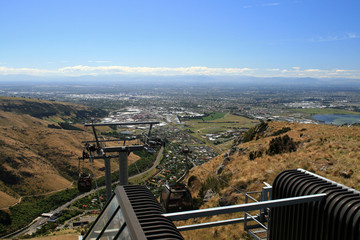 The Christchurch Gondola, New Zealand