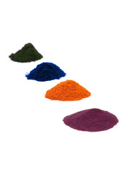 Pigments de couleur
