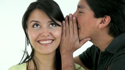 Telling a secret
