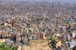 Kathmandu (Nepal) - Aerial View from Monkey Temple