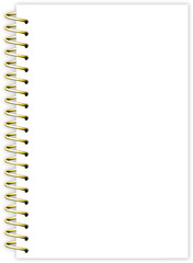 Foglio di Carta con Spirale-Sheet Paper-1