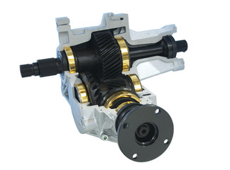 car parts: power take off unit